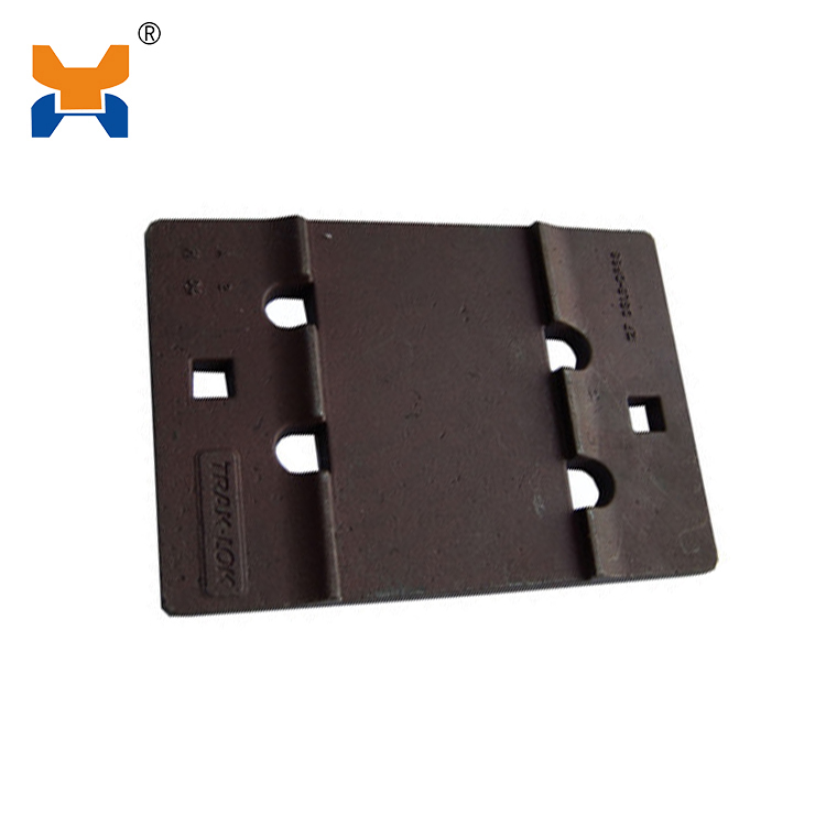 Tie Plate by Hot Rolled