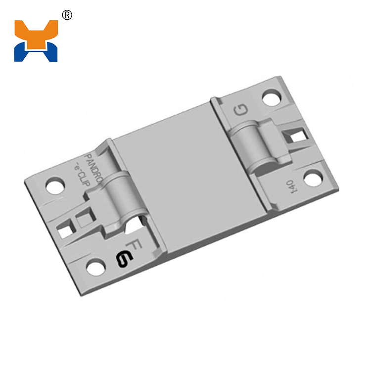 Tie Plate by Casting