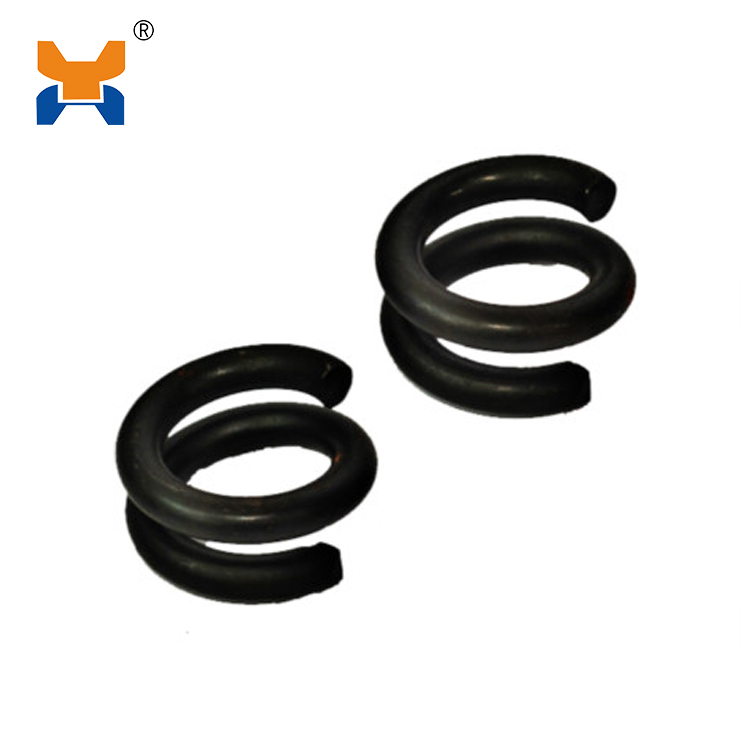 Double Coil Spring Washer